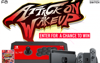 Focus Attack Nintendo Switch Bundle Sweepstakes (ends 4/3)