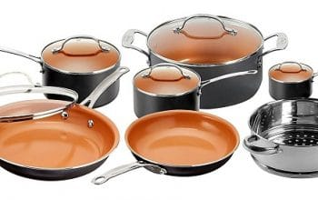 Amazon Deal of the Day: Gotham Steel Nonstick Cookware Set