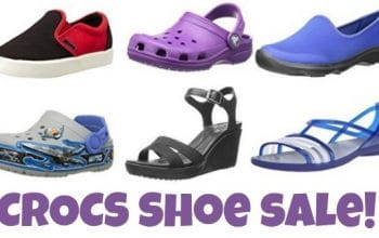Amazon Deal of the Day: CROCS Shoe Sale