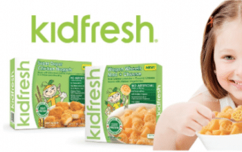 Kidfresh Meal Offer: Earn $1 on the Ibotta app and Checkout 51 app!