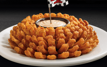 FREE Bloomin' Onion at Outback Steakhouse! (today only)