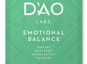 FREE DAO Labs Effervescent Natural Powders Sample!
