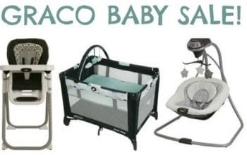 Amazon Deal of the Day: Graco Baby Sale