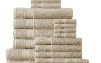 Amazon Deal of the Day: 24-piece Towel Sets