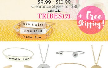 Cents of Style: Tribe Jewelry as Low as $8 Shipped! (reg up to $26.95)