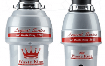 Amazon Deal of the Day: Waste King Garbage Disposals