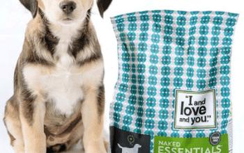 FREE Naked Essentials Dog Food Sample!