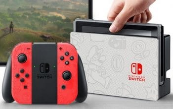 Nintendo Switch Giveaway (ends 4/25)