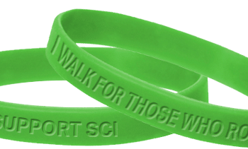 FREE Spinal Cord Awareness Wristband!