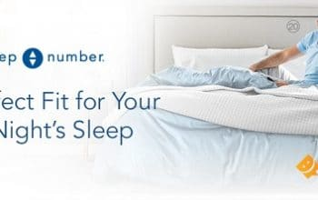 Sleep Number Perfect Fit Sweepstakes (ends 7/10)