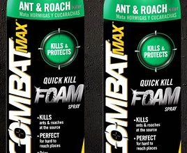 FREE Combat Ant & Roach Quick Kill Foam Spray (after mail-in rebate)