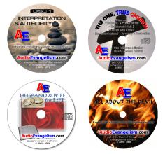 FREE Religious CDs