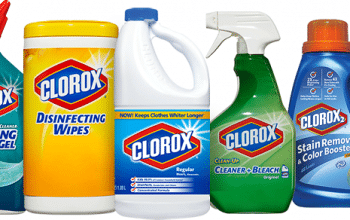 Clorox Wheel of Thanks Instant Win Game (ends 5/25)