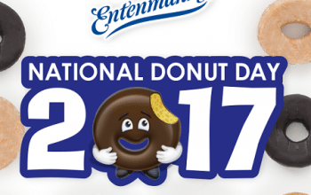 Entenmann's National Donut Day Sweepstakes (ends 7/15)