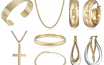 Amazon Deal of the Day: Classic Gold Jewelry
