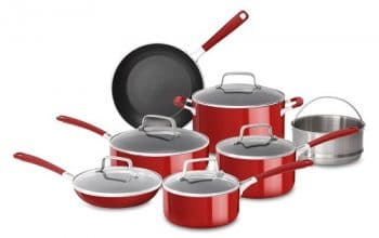 Amazon Deal of the Day: KitchenAid Nonstick Cookware Set