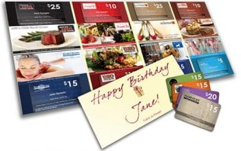 FREE BirthdayPak (select states)