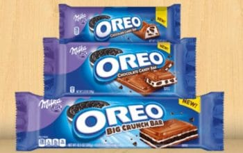 Get $0.50 Cash Back on MILKA OREO Candy Bars + $25 Walmart eGift Card GIVEAWAY – 5 Winners!