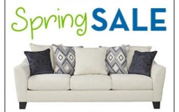 ROOMS TO GO Spring Sale + Clearance!