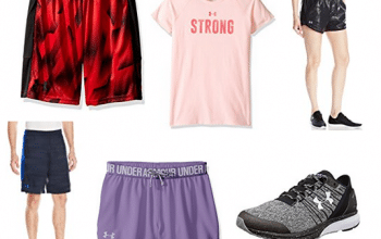 Amazon Deal of the Day: Under Armour Clothing & Shoes