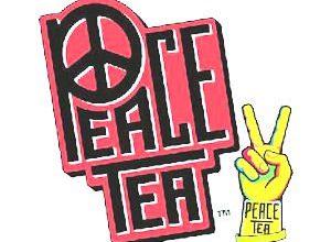 FREE Peace Tea Sticker Pack