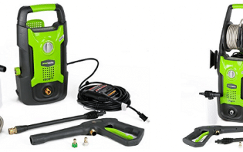 Amazon Deal of the Day: GreenWorks Pressure Washers