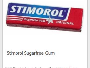 FREE Stimorol Sugar Free Gum (sign up now!)