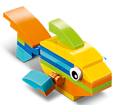 LEGO Stores: Free Fish Build Event in August!