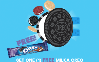 Buy OREO and Get a FREE MILKA OREO Chocolate Candy Bar!