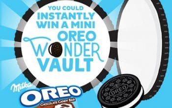 OREO Convenience Store Wonder Vault Instant Win Game (ends 7/31)