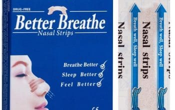 FREE SnoreBore Better Breathe Nasal Strips Sample