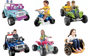 Amazon Deal of the Day: Power Wheels