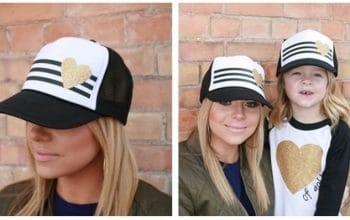 Youth & Adult Matching Trucker Hats for only $11.99!