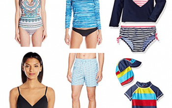 Amazon Deal of the Day: Swimsuits & Rash Guards for the Family