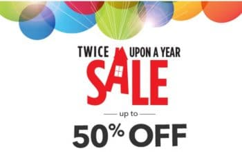 Disney Store Twice Upon a Year Sale: Up to 50% Off!