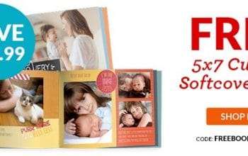 5×7 Custom Softcover Photo Book Only $3.99 Shipped! (reg $12.99)