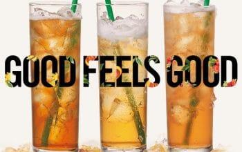 Starbucks: FREE Teavana Shaken Iced Tea on 7/14