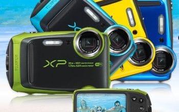Beach Camera Fujifilm FinePix XP120 Giveaway (ends 8/7)