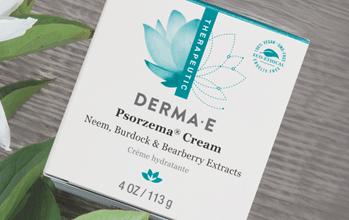FREE Derma-E Psorzema Cream Sample