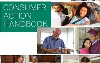 FREE 2017 Consumer Action Handbook