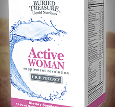 FREE Buried Treasure Active Woman Supplement Sample