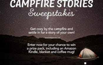 ION Television's Campfire Stories Sweepstakes (ends 8/6)