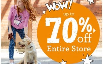 Gymboree: Up to 70% off Entire Store