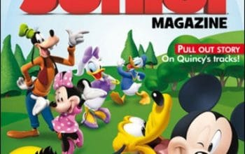 Disney Junior Magazine Subscription only $12.99/Year (Order Up to 2 Years!) Today Only!