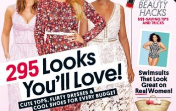 People StyleWatch Magazine Subscription only $9.95/Year! Today Only!