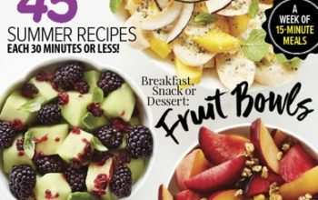 Clean Eating Magazine Subscription only $12.99/Year (Order Up to 2 Years!) Today Only!