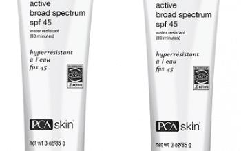 FREE PCA Skin Broad Spectrum SPF Sample