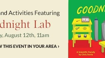 FREE Storytime & Activities at Barnes & Noble on August 12th!