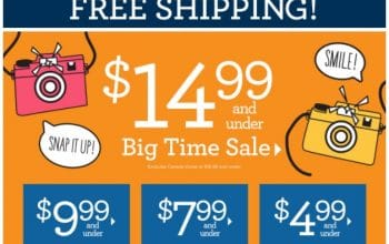 FREE Shipping + $14.99 and Under Deals at Gymboree!