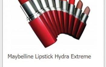 Free Maybelline Lipstick Hydra Extreme
